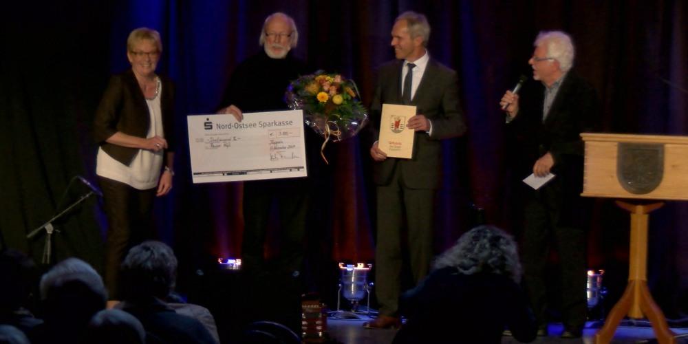 Literaturpreis für Rainer Prüß