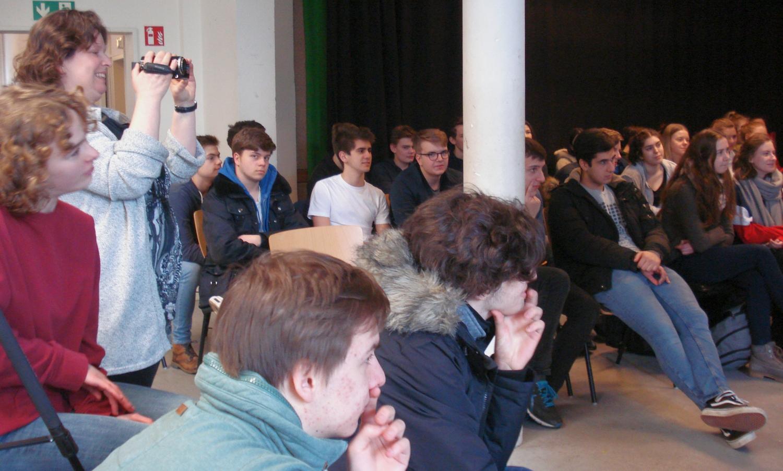 Auftakt zum Goetheprojekt