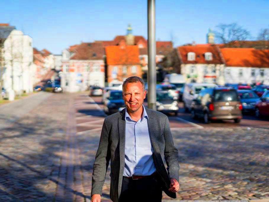 Bürgermeister ratzeburg