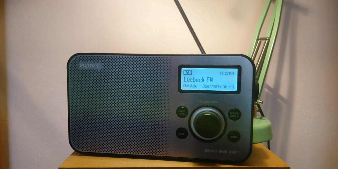 Digitalradio Hören