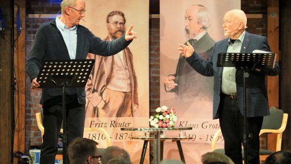 Reuter-Groth-Abend