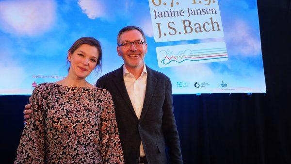 Janine Jansen und Christian Kuhnt