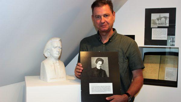 Ulf Bästlein im Brahmshaus