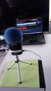Zoom H2n Audiorecorder